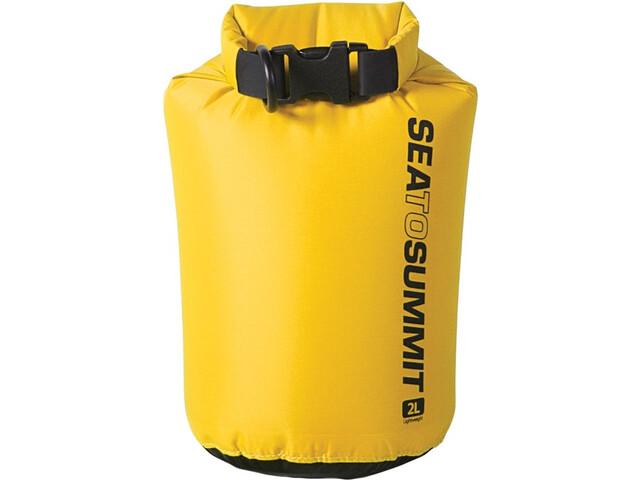 Sea to Summit Dry Sack 2L yellow